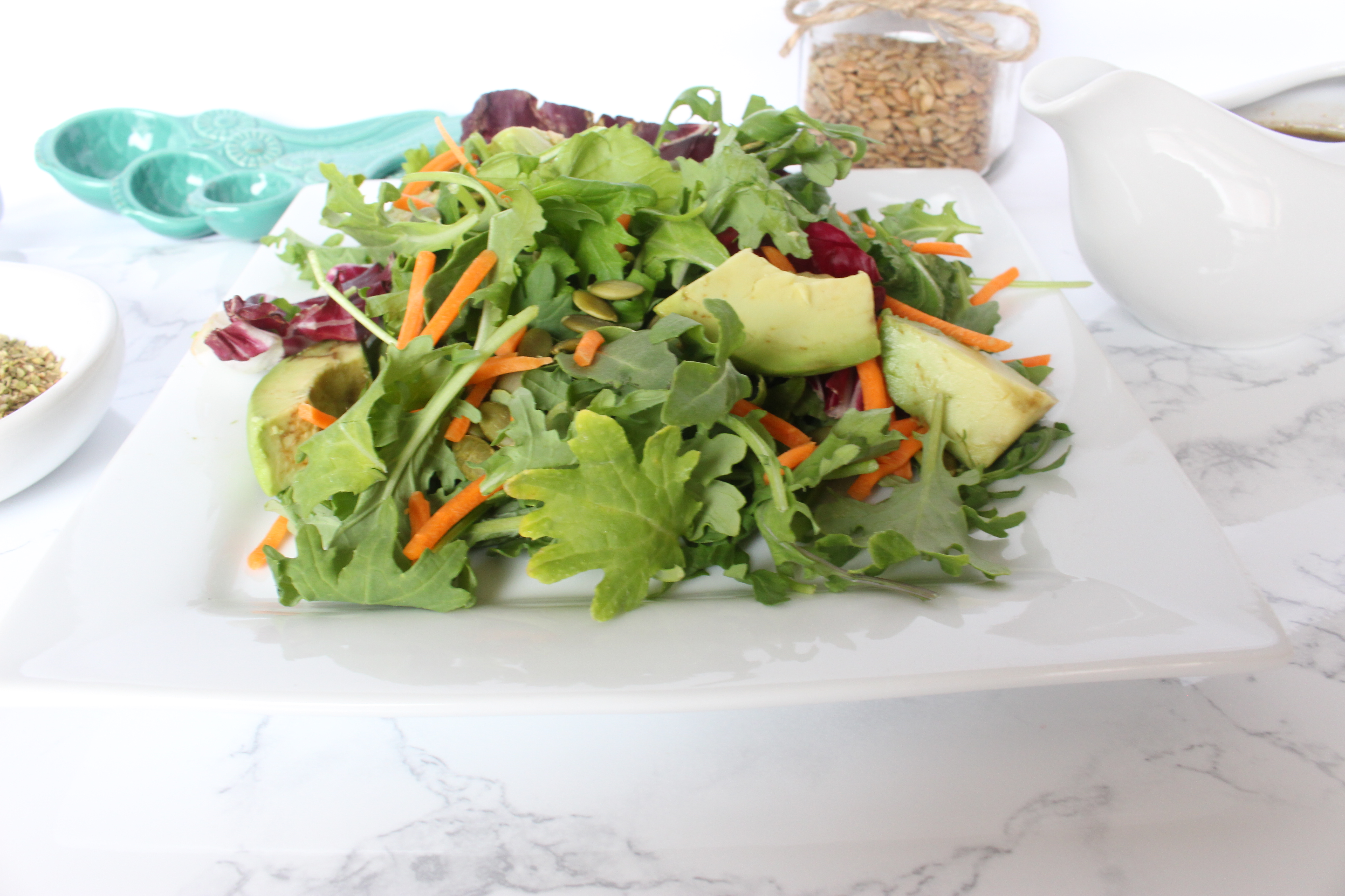 healthy balsamic vinaigrette salad dressing recipe
