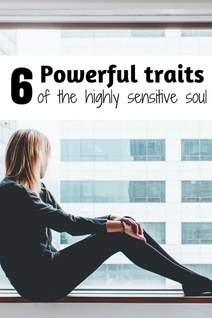 being highly sensitive