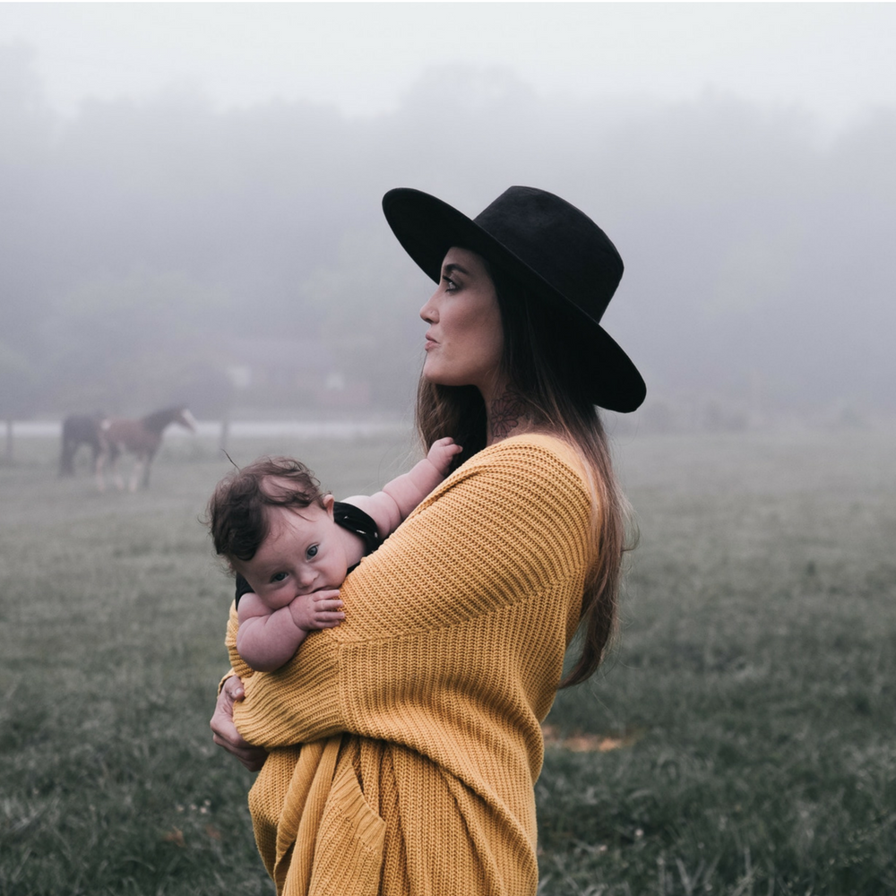 "Just being ""Mum"" – A new Mom's fear of losing her identity"